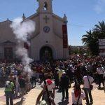 Fervor y lágrimas ante la Vera Cruz, Abanilla