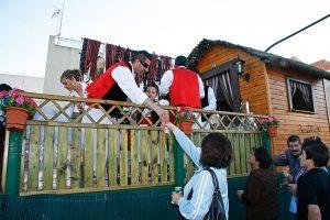 El Patrón de los Labradores, San Isidro, tiene sus días grandes en Fortuna durante el fin de semana posterior al 15 de Mayo, día de su onomástica.