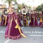 Los desfiles de Moros y Cristianos de Abanilla, han alcanzado gran popularidad.