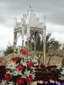 Las Fiestas Patronales se celebran en honor a la Santísima Cruz, patrona de Abanilla.