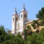 El santuario de la Virgen del Castillo, patrona de Yecla