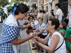 La cultura del vino, reflejada en la Fiestas de la Vendimia.